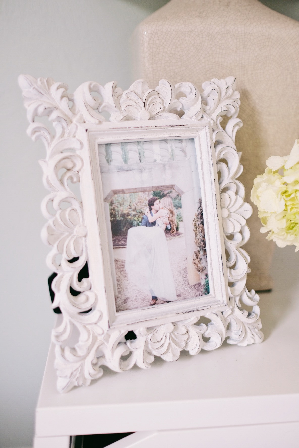 Bedside table decor | Miss Madeline Rose