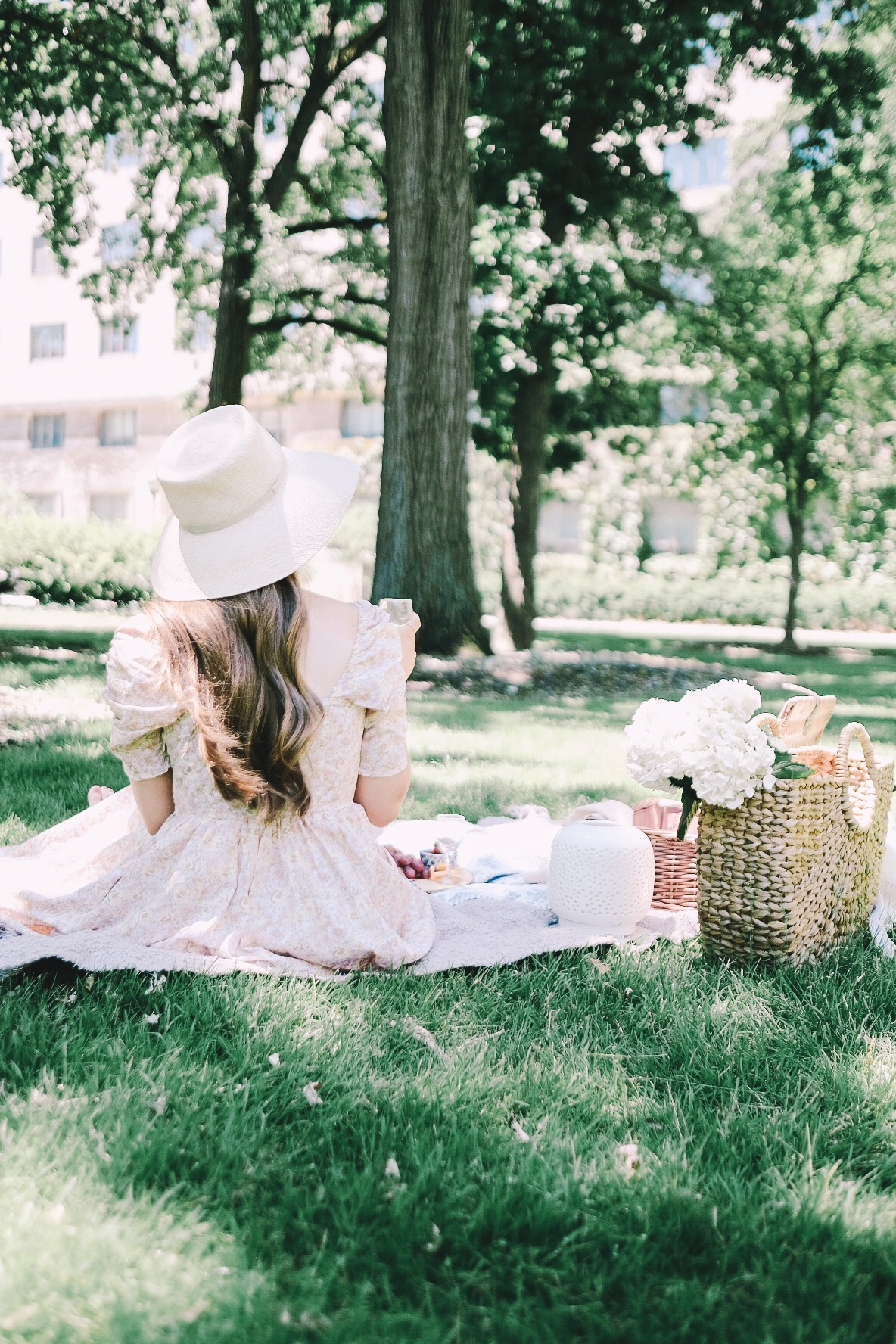 Picnic in the park | Miss Madeline Rose